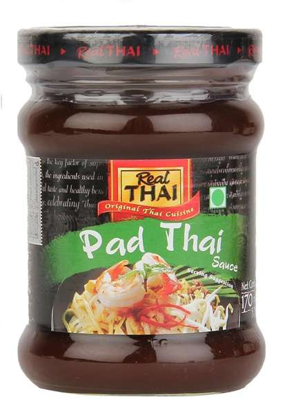 Sos Pad Thai 255g/170ml Real Thai