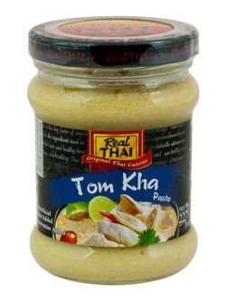 Tom Kha Soup Paste 227g Real Thai