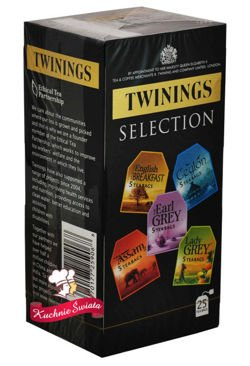 Twinings Speciality Selection 25 torebek.