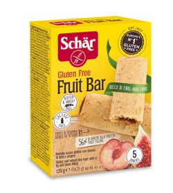 Fruit Bar – batoniki owocowe 125g (5x25g) Schar
