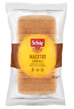 Chleb wieloziarnisty Cereale Maitre Boulanger / Meisterbackers Mehrkorn 300g Schar