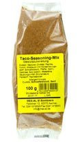 Taco Seasoning Mix 100g Taco Beef Mex-Al