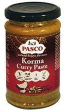 Pasta Korma Curry