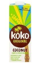 napój kokosowy bez laktozy