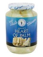 serce palmy w zalewie