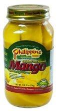Mango plastry w syropie