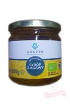 Syrop z agawy bio
