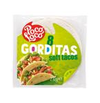 świeże placki tacos