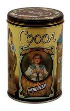 kakao ozdobna puszka
