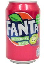 Fanta Strawberry&Kiwi