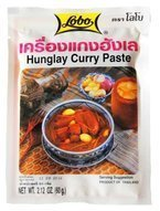 Pasta Curry Hunglay