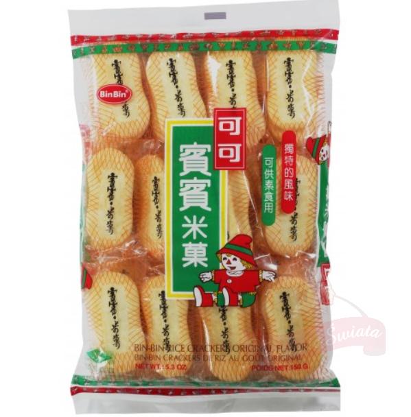 original bin bin rice crackers