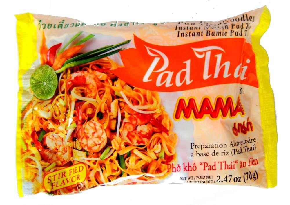 Instant Pad Thai Noodles