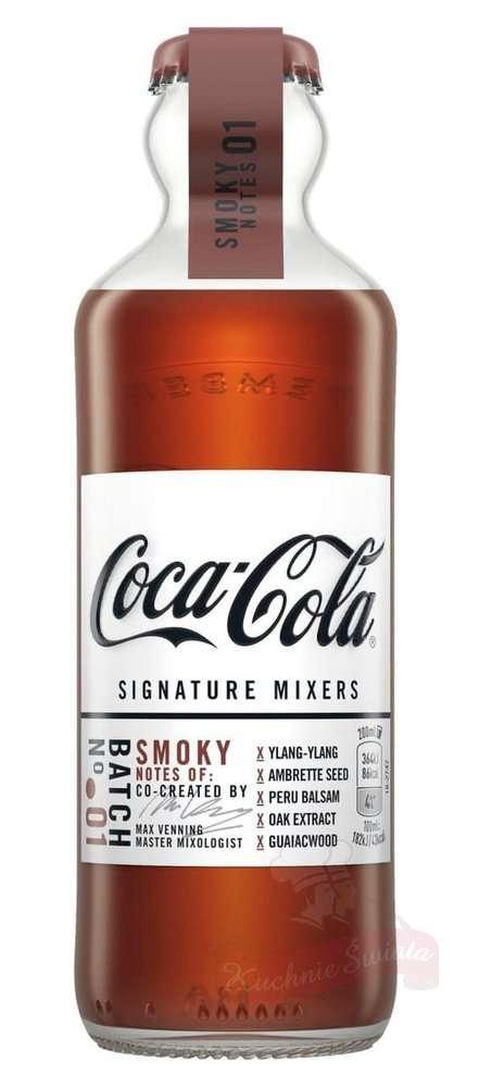 signature mixers smoky notes