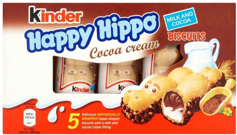 Happy Hippo Cocoa