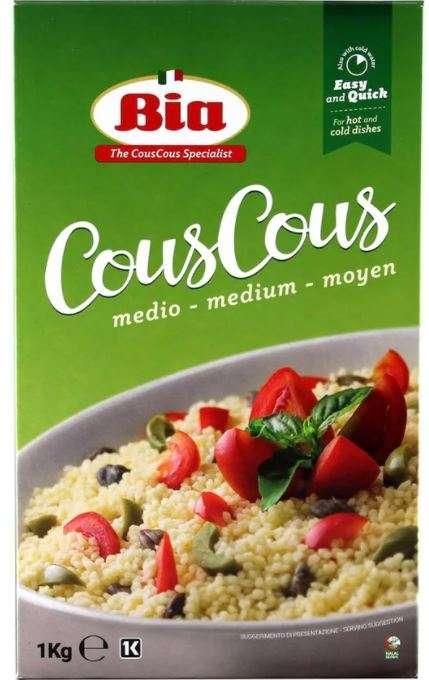 couscous bia