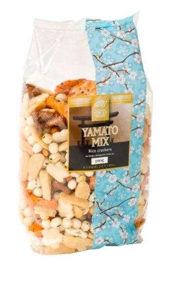 Yamato Mix Rice Crackers