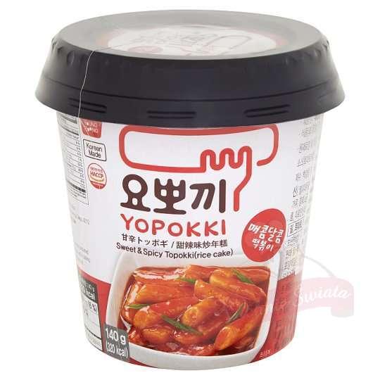 Sweet&Spicy Topokki