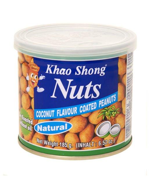 orzeszki o smaku kokosowym