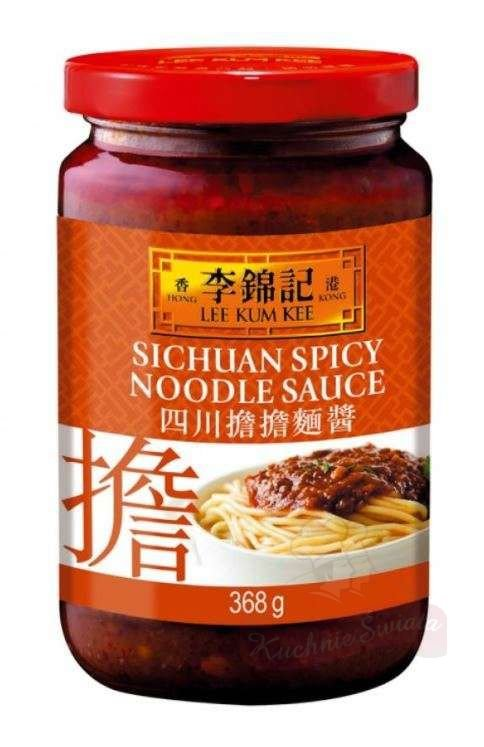 sichuan spicy noodle sauce lee kum kee hong kong