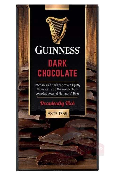 Guinness chocolate bar