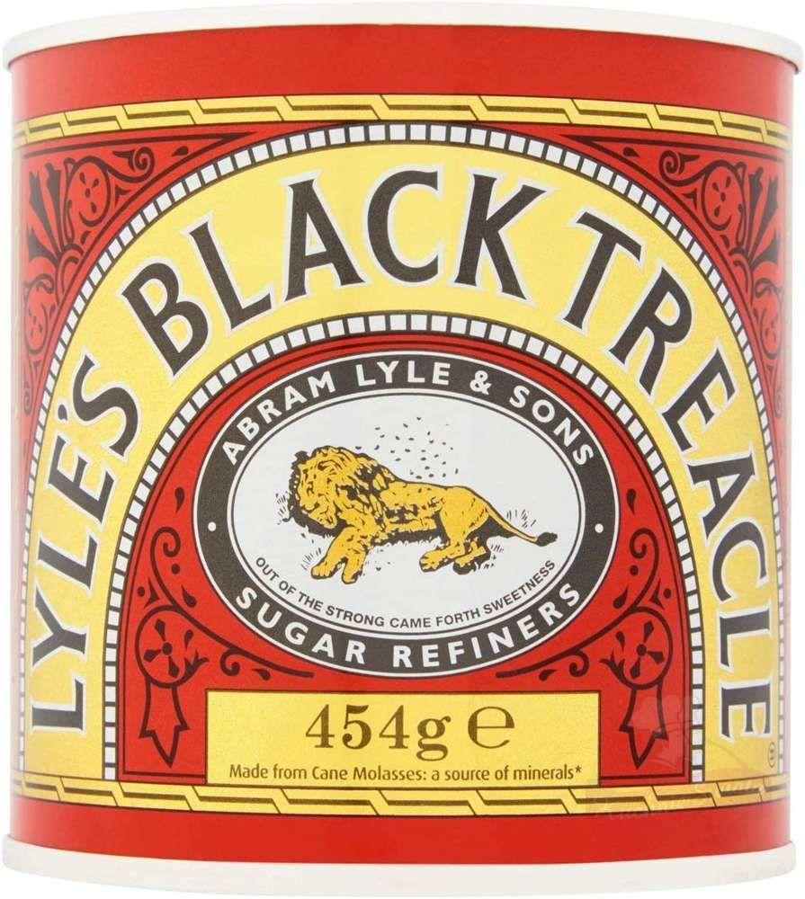 Melasa Black Treacle puszka