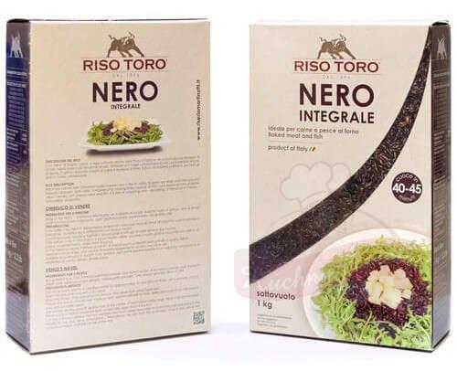 Nero Integrale Riso Toro