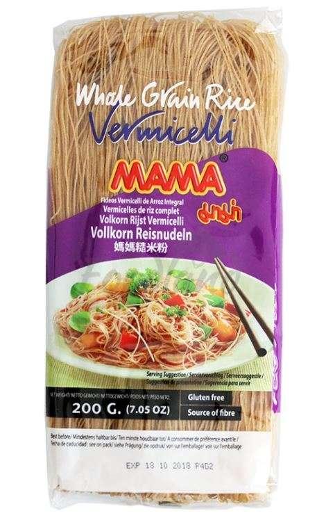 whole grain rice vermicelli mama
