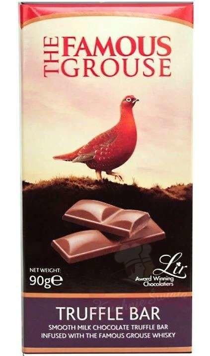 Famous grouse chocolate bar