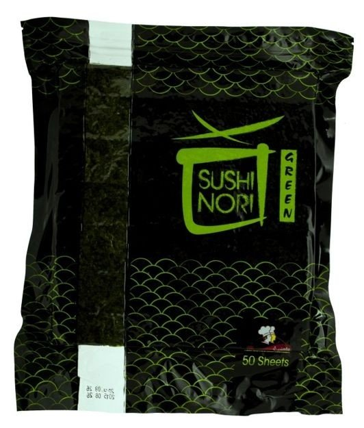 Glony Nori do sushi
