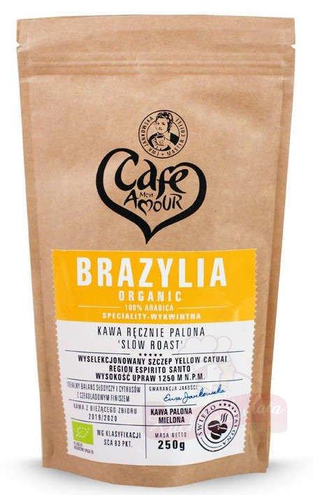kawa organiczna