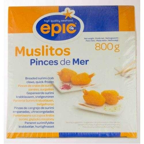 Muslitos, Princes de Mer