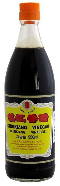 Czarny ocet ryżowy Chinkiang