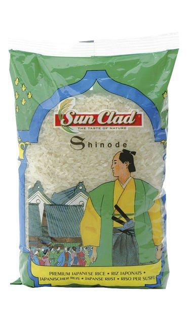 klejący ryż, ryż do sushi