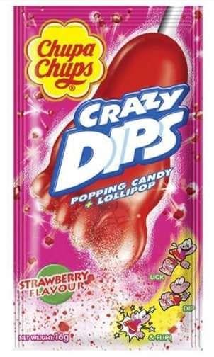 Crazy Dips Strawberry