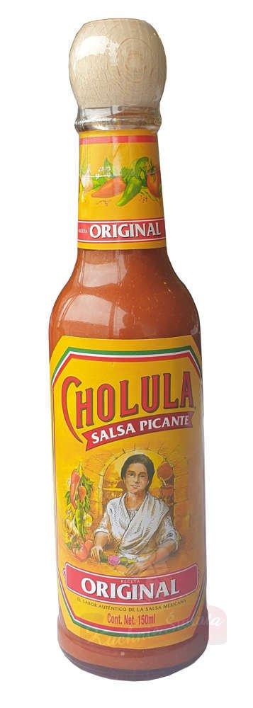 Cholula original sauce