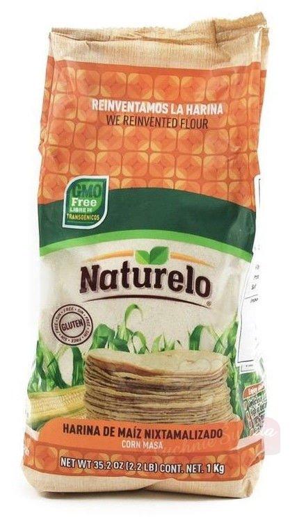 mąka z kukurydzy - harina