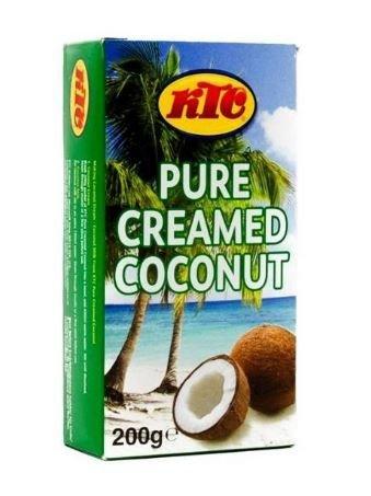 krem kokosowy blok