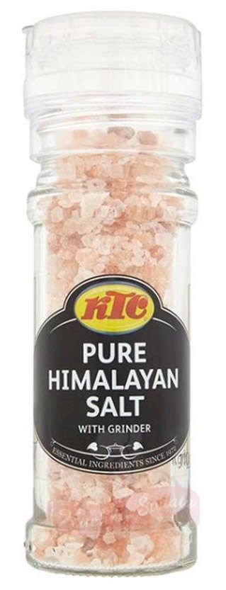 sól w młynku