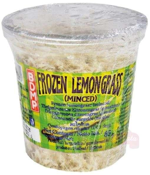 Frozen lemongrass (minced)
