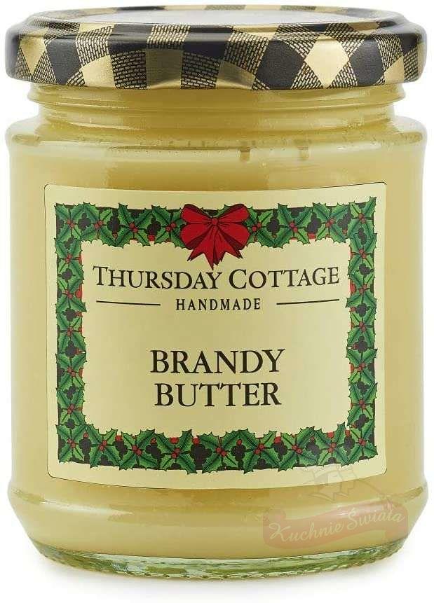 Masło Brandy