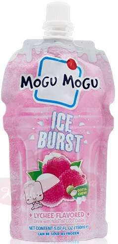 Mogu Mogu Ice Burst Liczi