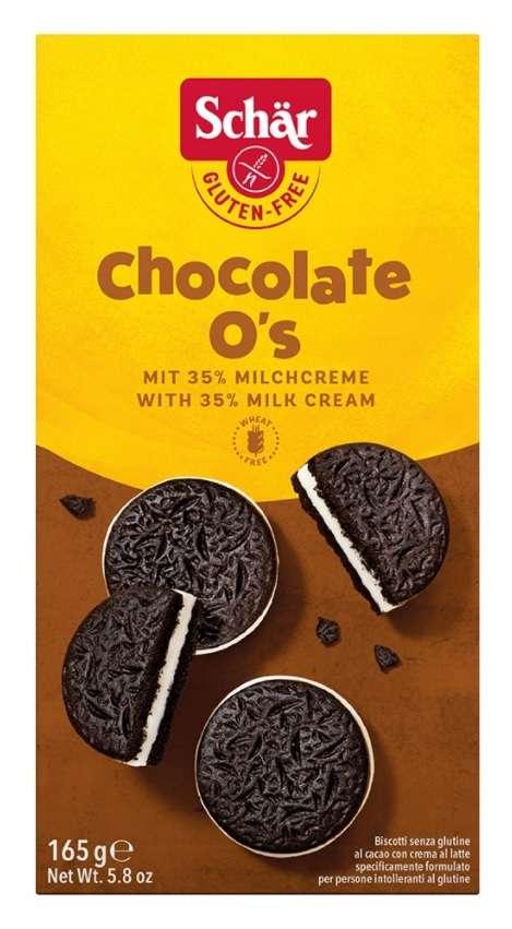 markizy czekoladowe bezglutenowe