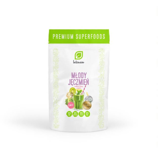 green barley plus natural fat metabolism booster