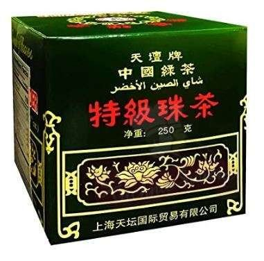 chinese gunpowder tea