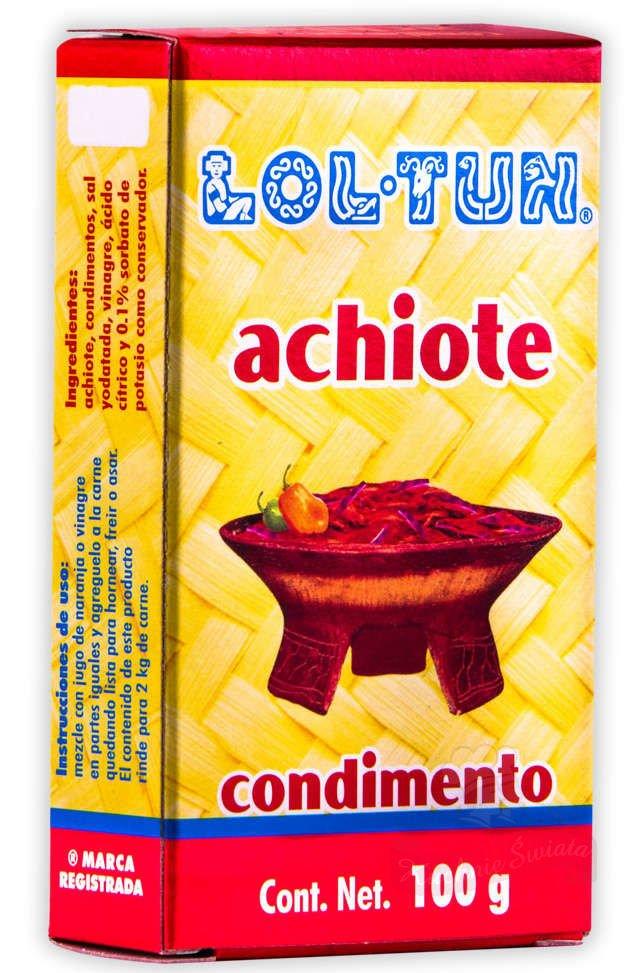 pasta annato