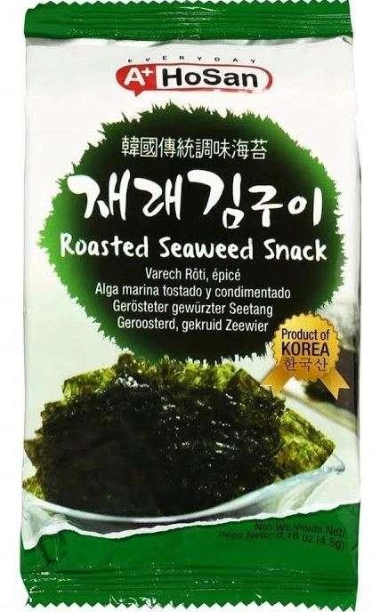 hosan Roasted seaweed