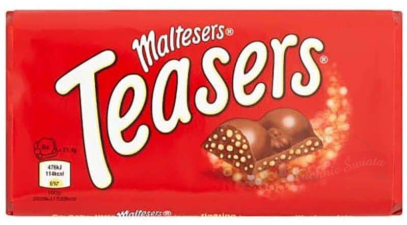 Malteser Teasers Milk Chocolate