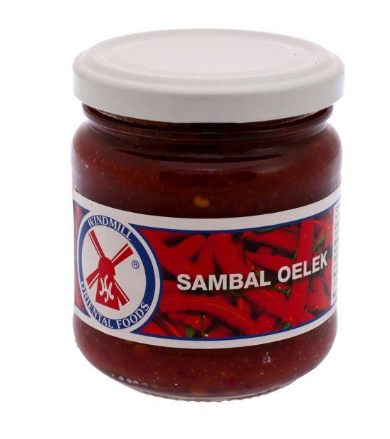 Sos chili Oelek