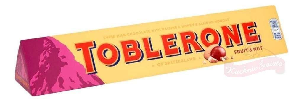 Toblerone Swiss Chocolate
